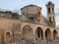 Geçitkale'deki 13. Yüzyıldan kalma kilise resotre ediliyor