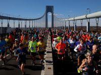 New York Maratonu'nda 50 bin kişi koştu