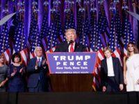 Trump: Tüm ABD'nin başkanı olacağım