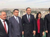 Başkan Harmancı, Uluslararası Platformlarda, Lefkoşa ve Belediyeler Birliği'ni temsil etti