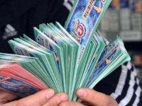 """Devlet Piyangosu'nun 200 bin TL'lik büyük ikramiyesi """"14044"""" numaralı bilete isabet etti"""
