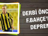 Fenerbahçe'de Simon Kjaer depremi