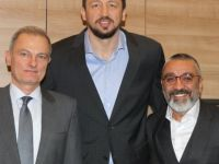 Yakın Doğu Üniversitesi'nden TBF Başkanı Türkoğlu ve Genel Sekreter Özerhun'a Ziyaret...