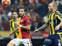 Fenerbahçe-Galatasaray maçının 11'leri belli oldu
