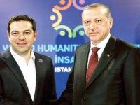Erdoğan ve Çipras 4 Aralık'ta bir araya geliyor!