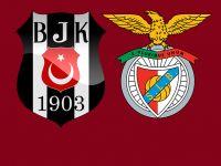 Beşiktaş Benfica maçı saat kaçta hangi kanalda