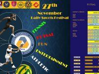 DAÜ, KKTC Üniversitelerini Spor Festivali'nde buluşturacak