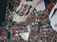 Beşiktaş taraftarından dünyada bir ilk