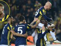 Fenerbahçe Avrupa'da da durmuyor!