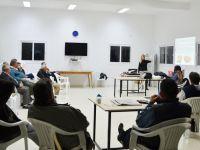 Yeniceköy'de Üreticilere Zeytin Konusunda eğitim verildi