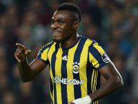 Fenerbahçe'de Emenike topun ağzında