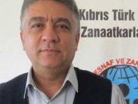 KTEZO Başkanı Mahmut Kanber, esnaf bayramda da umduğunu bulamadı