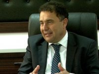 """Saner'den Rum tarafına eleştiri: """"Kıbrıs'ta bir anlaşmaya ulaşılmasına vurulmuş yeni bir darbe"""""""