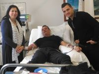 İsmail Volkan'dan, Amerika'daki bir hastaya uzanan yardım eli...