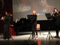 """YDÜ Müzik Öğretmenliği bölümünden romantik """"Sonbahar"""" konseri"""