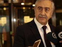 """Akıncı: """"Kıbrıs'ta yeni bir döneme geçiş için ciddi bir fırsat"""""""