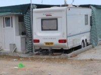 Salamis Karavan Alanı için belediye yetkilendirildi