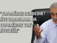"""Arabacıoğlu'ndan """"Filistin-KKTC"""" benzetmesi!"""