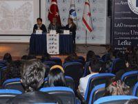 """LAÜ'de """"Görünür ve Gizil Şiddet"""" konulu konferans"""