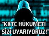 KKTC'deki sitelere siber saldırı!