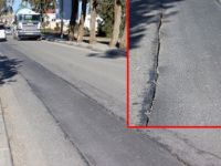 Yol 15 cm yola çekti