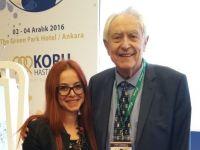 Yakın Doğu Üniversitesi Sağlık Bilimleri Fakültesi Gebelik, Doğum ve Lohusalık Kongresi'nde Ankara'da temsil edildi