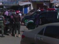 Nijerya'da iki kız çocuğu canlı bomba olarak kullanıldı