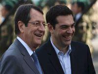 Anastasiadis ve Çipras Kıbrıs sorunundaki icraatları ele aldı
