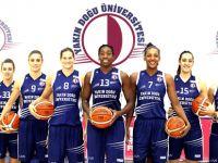 YDÜ Kadın Basketbol Takımı EuroCup Top 16'ya ikinci sıradan girdi…