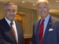 ABD Başkan Yardımcısı Biden, Cumhurbaşkanı Akıncı ile telefonda görüştü