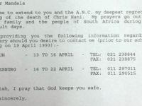 Muhammed Ali'nin Mandela'ya mektubu 7 bin 200 Sterline satıldı