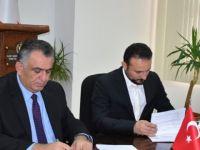 Tarım Bakanlığı ile YDÜ arasında protokol imzalandı
