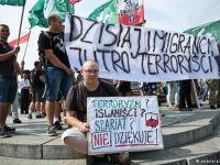 Polonya'da yükselen ırkçılık