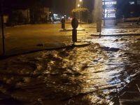 Girne'nin 93 noktasında su baskını!