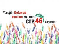 CTP'nin 46. kuruluş yıl resepsiyonu gerçekleştirilecek