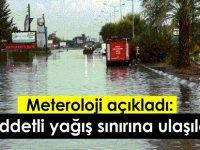 Dikkat! Meteroloji'den haftasonu için kuvvetli yağış önerisi!