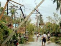Filipinler'deki Nina Tayfunu: Ölü sayısı 6'ya yükseldi