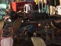 Filipinler'de boks maçı sırasında patlama
