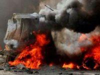 Bağdat'ta bombalı saldırı:6 ölü