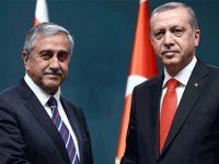 Akıncı-Erdoğan görüşmesi yaklaşık 1 saat sürdü