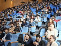"""LAÜ'de """"Çalışma Hakkı"""" konulu konferans düzenlendi"""