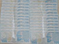 Polis uyardı: Sahte banknotlara dikkat!