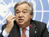 BM Genel Sekreteri Guterres'ten Suriye açıklaması
