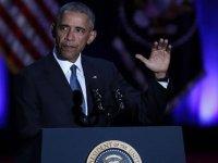 Obama, Beyaz Saray'daki son basın toplantısını gerçekleştirdi