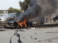 Bağdat'ta meydana gelen bombalı saldırılarda 8 kişi öldü 17 kişi yaralandı