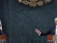 """""""Tabii ki Meksika bu duvar için hiçbir şey ödemeyecek"""""""