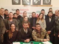 CTP Gençlik Örgütü İskele İlçesi'nde yeni başkan Kasapoğlu oldu