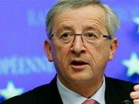 "Juncker: ""Kıbrıs'ta çözüm Avrupai olmalı"""