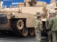 ABD'den Soğuk Savaş sonrası Avrupa'ya en büyük askeri sevkiyat