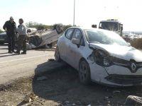 6 kişinin yaralandığı kazadaki isimler açıklandı